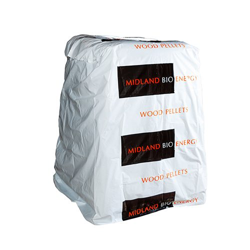 Image of Bagged Wood Pellets - Full Pallet