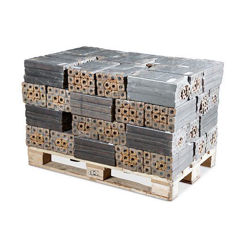 Eco Logs - Half Pallet Image